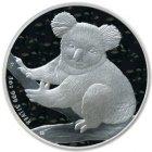 Kleines Bild von Koala 2009 1oz Silber