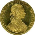 Kleines Bild von Vierfach Dukat Gold