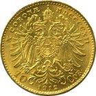 Kleines Bild von 10 Kronen Gold