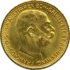 Kleines Bild von 20 Kronen Gold