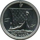 Kleines Bild von 1oz Isle of Man (One Noble)