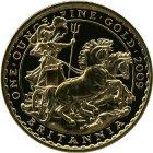 Kleines Bild von Britannia 1oz Gold (div. Jahrgänge)