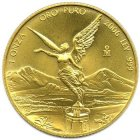 Kleines Bild von Mexico Libertad 1/10oz Gold (diverse Jahrgänge!)