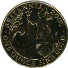 Kleines Bild von Britannia 1/4oz Gold (div. Jahrgänge)
