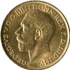 Kleines Bild von Half Sovereign Gold