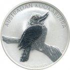 Kleines Bild von Kookaburra 2010 1oz Silber