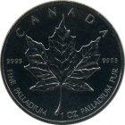 Kleines Bild von Maple Leaf 1oz Palladium
