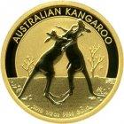 Kleines Bild von Nugget Kangaroo 1/2oz Gold (diverser Jahrgang)