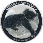 Kleines Bild von Koala 2012 1oz Silber
