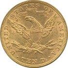 Kleines Bild von 10 Dollar Liberty