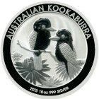 Kleines Bild von Kookaburra 2013 1oz Silber