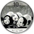 Kleines Bild von Panda 2013 1oz Silber