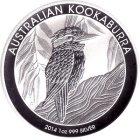 Kleines Bild von Kookaburra 2014 10oz Silber