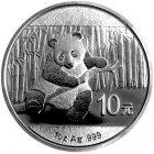 Kleines Bild von Panda 2014 1oz Silber