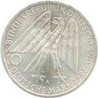 Kleines Bild von 10 DM Gedenkmünze 1987-1997