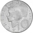 Kleines Bild von 10 Schilling Silber