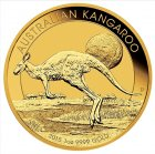 Kleines Bild von Nugget Kangaroo 1oz Gold (aktueller Jahrgang)