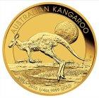 Kleines Bild von Nugget Kangaroo 1/4oz Gold (aktueller Jahrgang)