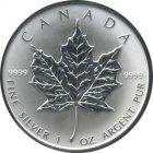 Kleines Bild von Maple Leaf 2015 1oz Silber