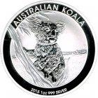 Kleines Bild von Koala 2015 1oz Silber