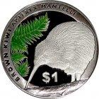 Kleines Bild von New Zealand Kiwi 2015 PP 1oz Silber