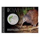 Kleines Bild von New Zealand Kiwi 2015 ST 1oz Silber