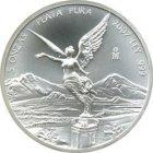 Kleines Bild von Mexico Libertad 2009 1oz Silber