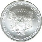 Kleines Bild von American Eagle 1999 1oz Silber
