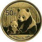 Kleines Bild von Panda 2012 1oz Gold