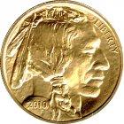 Kleines Bild von American Buffalo 2010 1oz Gold