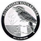Kleines Bild von Kookaburra 2016 10oz Silber