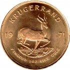 Kleines Bild von Krügerrand 1971 1oz Gold