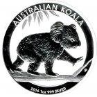 Kleines Bild von Koala 2016 1oz Silber