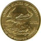 Kleines Bild von American Eagle 1oz Gold (aktueller Jahrgang)