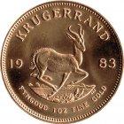 Kleines Bild von Krügerrand 1983 1oz Gold