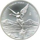 Kleines Bild von Mexico Libertad 2007 1oz Silber