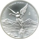 Kleines Bild von Mexico Libertad 2008 1oz Silber