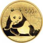 Kleines Bild von Panda 2015 1/10oz Gold