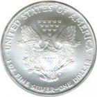 Kleines Bild von American Eagle 1oz Silber (akt. Jahrgänge)