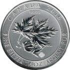 Kleines Bild von Maple Leaf 1,5oz Silber - Superleaf (div. Jahrgang)