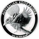 Kleines Bild von Kookaburra 2018 1kg Silber