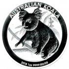 Kleines Bild von Koala 2018 1kg Silber