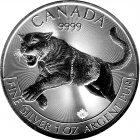 Kleines Bild von Maple Leaf Predator 2016 Puma 1oz Silber