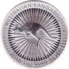 Kleines Bild von Kangaroo (diverser Jahrgang) 1oz Silber