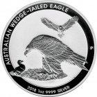 Kleines Bild von Wedge-Tailed Eagle 2018 1oz Silber