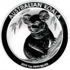 Kleines Bild von Koala 2019 1oz Silber
