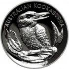 Kleines Bild von Kookaburra 2012 High Relief 2012 1oz Silber