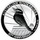 Kleines Bild von Kookaburra 2020 1oz Silber