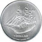 Kleines Bild von 1oz Cook Island Bounty Silber (div. Jahrgang)